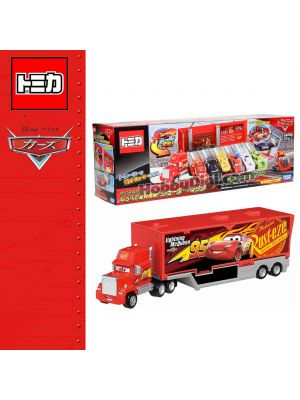 Tomica Disney Cars - Shooter Mac (Cars not included)