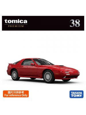 Tomica Premium Diecast Model Car No38 - Mazda Savanna RX-7