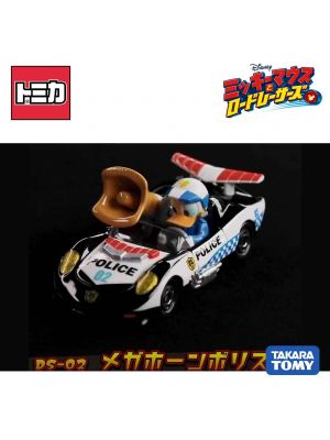 [JP Ver.] Tomica Mickey Mouse & Road Racers Diecast Model Car DS-02 - Donlad