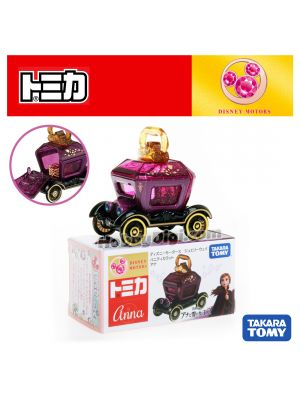 Tomica Disney Motors系列合金車 - Jewelryway Vanity Carat Anna