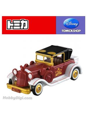 Tomica Disney Motors Tomica Shop Original Exclusive Diecast Model - Dream Star Classic Special 39 Mickey Mouse