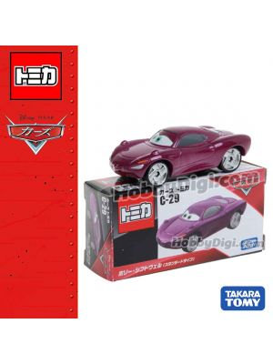 Tomica Disney Cars - C-29 Holley Shiftwell
