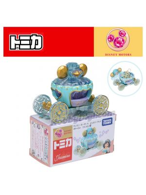 Tomica Disney Motors系列合金車 - Jewelryway Potiron 茉莉公主 Princess Jasmine