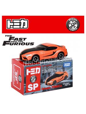 Dream Tomica系列合金車 SP - F9 The Fast Saga Wild Speed / GR Supra The Fast and the Furious 9 Movie Ver.