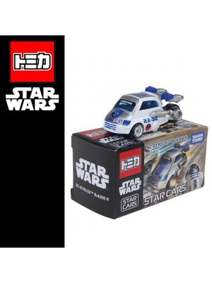 Tomica Star Wars 系列合金車 - SC-03 R2-D2 Bub200 R