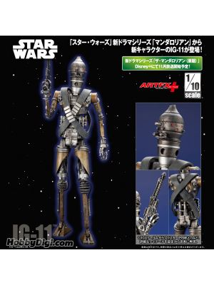 Kotobukiya 壽屋 Artfx+ 1/10 PVC模型 - Star Wars IG-11