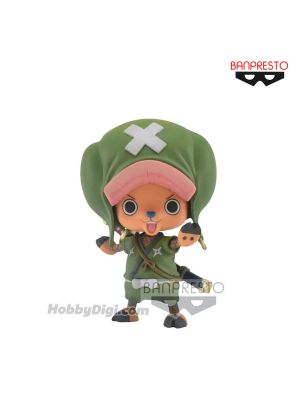 Banpresto DXF The Grandline Men Wanokuni Figure Vol.8 - Chopper
