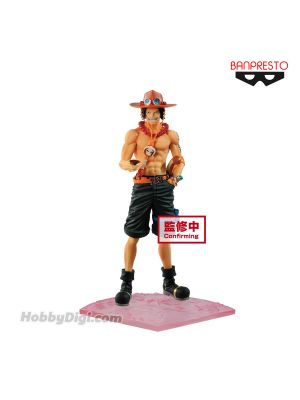 Banpresto Magazine Figure Special Episode Vol.2 - Portgas D. Ace