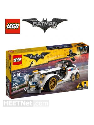 LEGO The Batman Movie 70911: The Penguin Arctic Roller