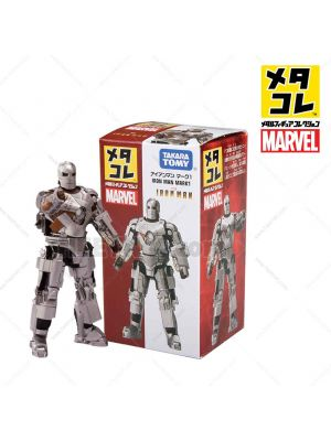 Metacolle Marvel 合金模型 - Iron Man Mark 1