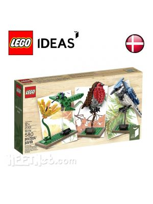LEGO Ideas 21301: Birds Model Kit