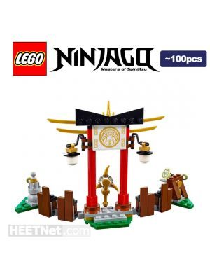 LEGO Loose Decoration Ninjago: Aeroblade temple