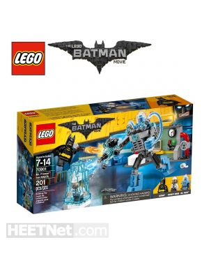LEGO The Batman Movie 70901: Mr Freeze Ice Attack