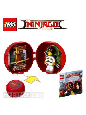 LEGO Ninjago Movie Polybag 5004916: Kai s Dojo Pod
