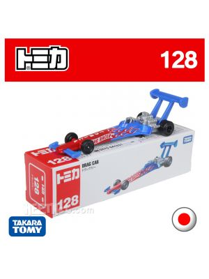 Tomica Diecast Model Car No128 - Drag Car