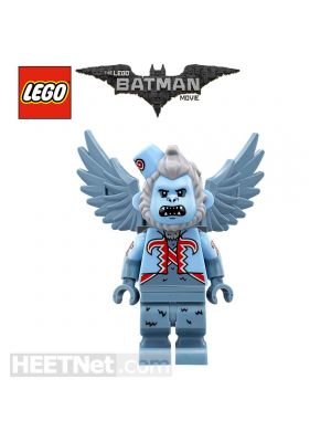 LEGO Loose Minifigure The Batman Movie: Flying Monkey with Angry Face