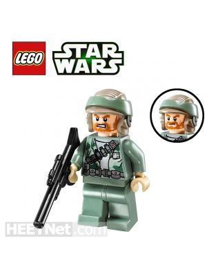 LEGO Loose Minifigure Star Wars: Rebel Commando with Beard