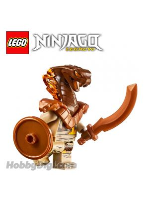 LEGO 散裝人仔 Ninjago: Pyro Destroyer with scimitar and shield