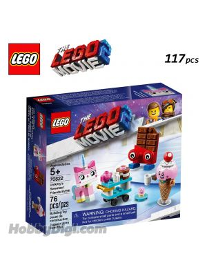 LEGO the LEGO Movie 2 70822: Unikitty's Sweetest Friends EVER!