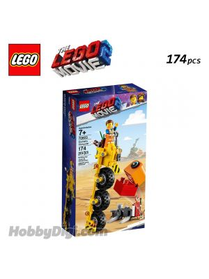 LEGO the LEGO Movie 2 70823: Emmet's Thricycle!