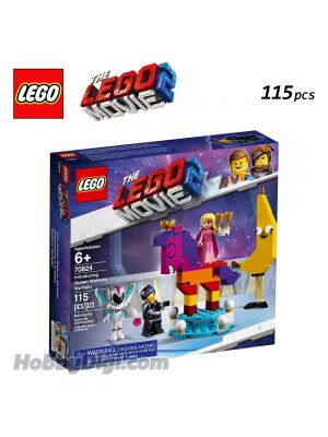 LEGO the LEGO Movie 2 70824: Introducing Queen Watevra Wa'Nabi