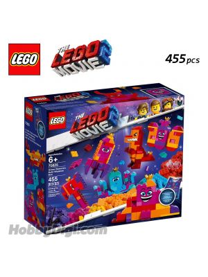 LEGO the LEGO Movie 2 70825: Queen Watevra's Build Whatever Box!
