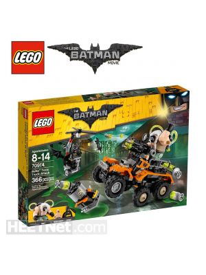 LEGO The Batman Movie 70914: Bane Toxic Truck Attack