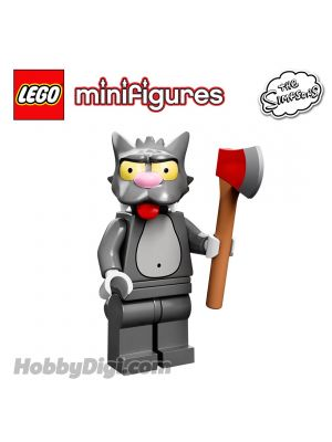 LEGO Minifigures 71005 Simpsons Series 1 - Scratchy