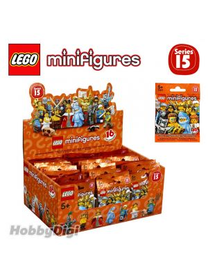 LEGO Minifigures 71011 Series 15: Box of 60