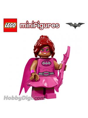 LEGO Minifigures 71017 The Batman Movie - Pink Power Batgirl
