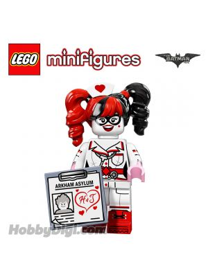 LEGO Minifigures 71017 The Batman Movie - Nurse Harley Quinn