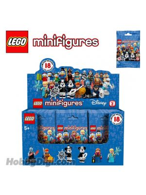 LEGO Minifigure 71024: The Disney Series 2 Box of 60