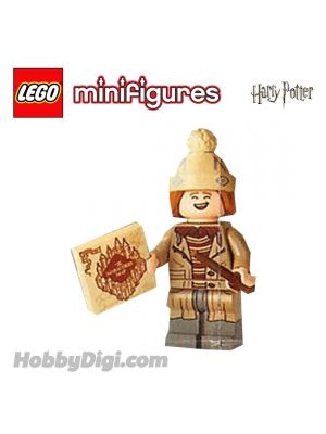 LEGO Minifigures 71028 Series 2 Harry Potter : George Weasley with marauders map