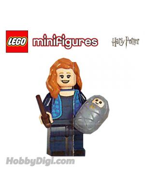 LEGO Minifigures 71028 Series 2 Harry Potter : Lily Potter with baby Harry