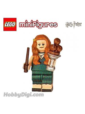 LEGO Minifigures 71028 Series 2 Harry Potter : Ginny Weasley with ice cream