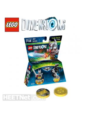 LEGO Dimensions 71344: Excalibur Batman Fun Pack (Game Discs ONLY)