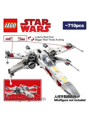 LEGO 散裝淨機 Star Wars: X-wing Starfighter