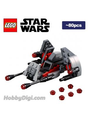 LEGO 散裝淨機 Star Wars: Inferno Squad TIE Fighter Inspired Speeder