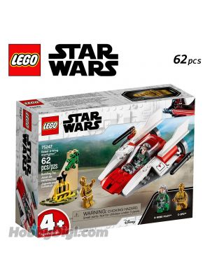 LEGO Star Wars 75247: Rebel A-Wing Starfighter