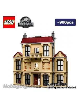LEGO Loose Decoration Jurassic World: Lockwood Estate
