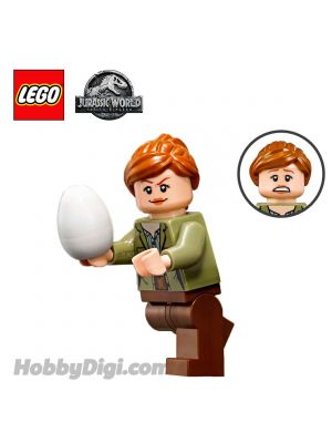 LEGO 散裝人仔 Jurassic World: Claire Dearing with Dinosaur Egg