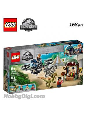 LEGO Jurassic World 75934: Dilophosaurus on the Loose