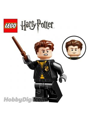 LEGO Loose Minifigure Harry Potter: Cedric Diggory with wand