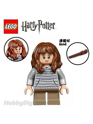 LEGO 散裝人仔 Harry Potter: Hermione Granger with Casual Wear and Wand