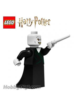 LEGO Loose Minifigure Harry Potter: Lord Voldemort with wand