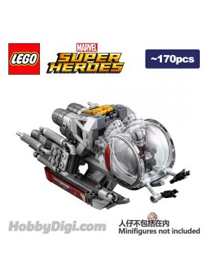 LEGO Loose Machine Marvel: Quantum Vehicle