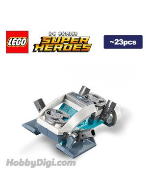 LEGO Loose Machine DC Comics: Snow Scooter