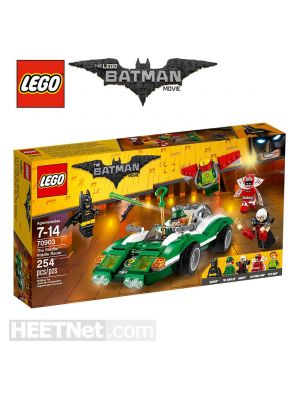 LEGO The Batman Movie 70903: The Riddler Riddle Racer