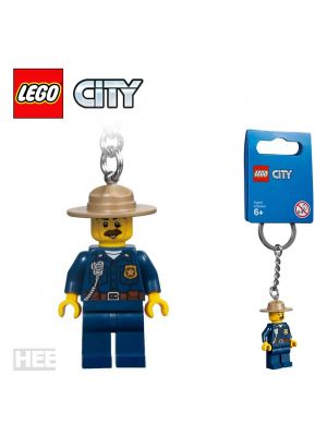 LEGO Key chain 853816 City: Mountain Police