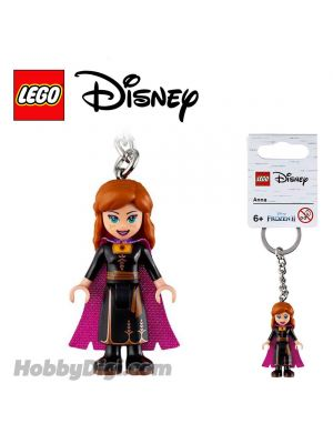LEGO Key chain 853969 Frozen 2 : Anna